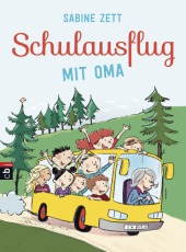 Schulausflug mit Oma Cover