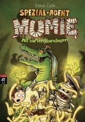 Spezial-Agent Mumie - Mit harten Bandagen Cover