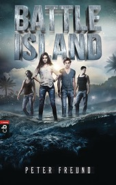 Battle Island Cover