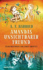 Amandas unsichtbarer Freund Cover