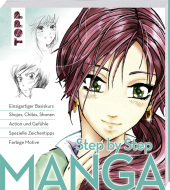 Manga Step by Step Cover