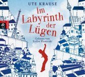 Im Labyrinth der Lügen, 4 Audio-CDs Cover