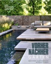 Vorher-nachher-Gärten Cover
