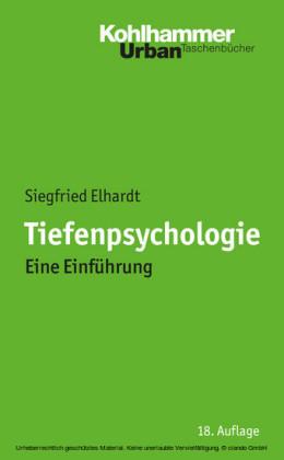Tiefenpsychologie