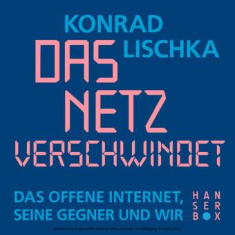 Das Netz verschwindet