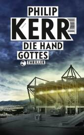 Die Hand Gottes Cover