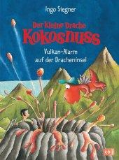 Der kleine Drache Kokosnuss - Vulkan-Alarm auf der Dracheninsel Cover