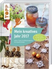 Mein kreatives Jahr 2017 Cover