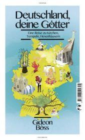 Deutschland, deine Götter Cover