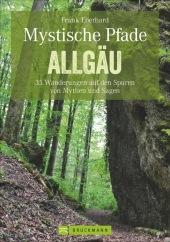 Mystische Pfade Allgäu Cover