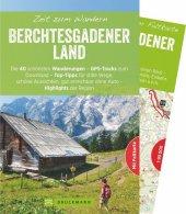 Zeit zum Wandern Berchtesgadener Land Cover