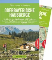 Zeit zum Wandern Oberbayerische Hausberge Cover