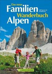 Das neue Familien Wanderbuch Alpen Cover
