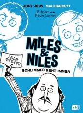 Miles & Niles - Schlimmer geht immer Cover