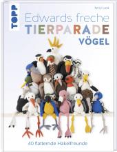 Edwards freche Tierparade Vögel Cover