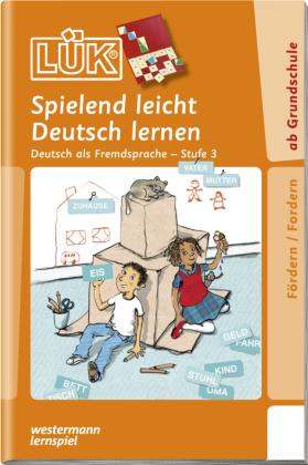Spielend leicht Deutsch lernen