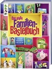 Das große Familienbastelbuch Cover