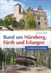 Rund um Nürnberg, Fürth und Erlangen Cover