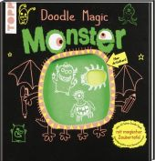 Doodle Magic - Monster Cover