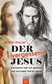 Der vergessene Jesus Cover