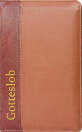 Gotteslob, Diözese Rottenburg-Stuttgart Ausgabe S, Taschenausgabe in Kunstledermappe (2-farbige Optik) mit Reiseverschlu