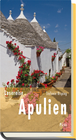 Lesereise Apulien Cover