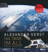 166 Tage im All Cover