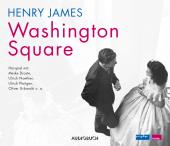 Washington Square, 1 Audio-CD Cover