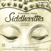 Siddhartha, 5 Audio-CDs Cover