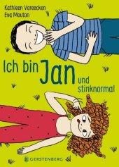Ich bin Jan und stinknormal Cover