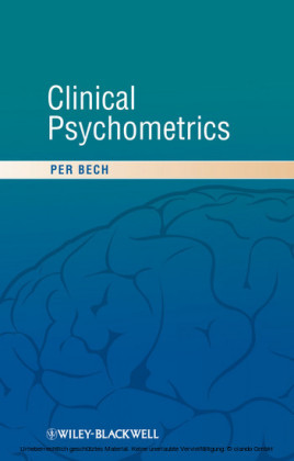 Clinical Psychometrics