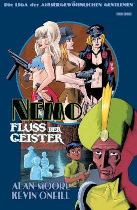 Die Liga der außergewöhnlichen Gentlemen - Nemo, Band 3