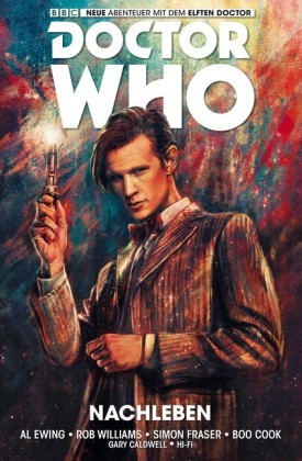 Doctor Who Staffel 11, Band 1