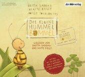 Die kleine Hummel Bommel, 1 Audio-CD Cover