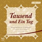 Tausend und Ein Tag, 8 Audio-CDs Cover
