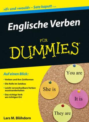 Englische Verben für Dummies