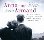 Anna und Armand, 6 Audio-CDs Cover
