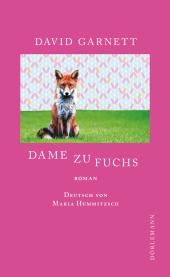 Dame zu Fuchs Cover