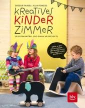 Kreatives Kinderzimmer Cover