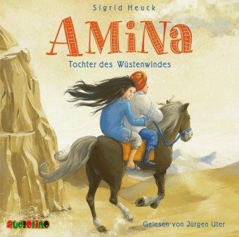 Amina - Tochter des Wüstenwindes, Audio-CD