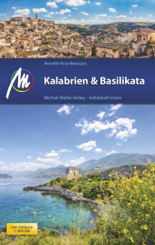 Kalabrien & Basilikata Cover