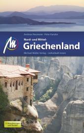 Nord- und Mittelgriechenland Cover
