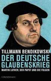 Der deutsche Glaubenskrieg Cover