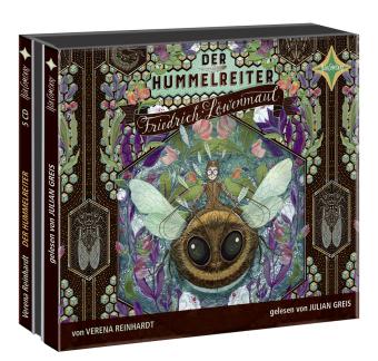 Der Hummelreiter, 6 Audio-CDs