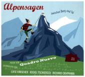 Alpensagen, 1 Audio-CD Cover