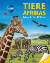Tiere Afrikas Cover