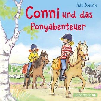 Meine Freundin Conni, Conni und das Ponyabenteuer, 1 Audio-CD