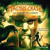 Magnus Chase - Das Schwert des Sommers, 6 Audio-CDs
