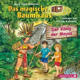 Das magische Baumhaus - Der König der Mayas