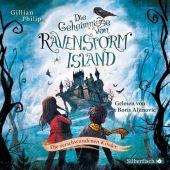 Die Geheimnisse von Ravenstorm Island - Die verschwundenen Kinder, 2 Audio-CDs Cover